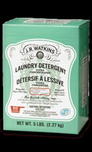jr watkins laundry detergent