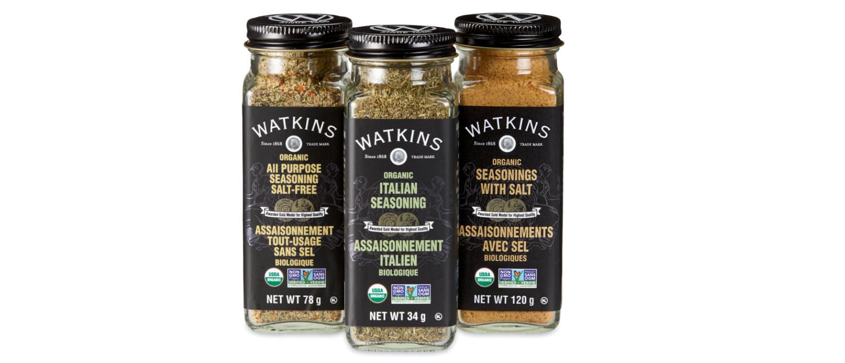 watkins seasoning blends
