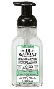 jr watkins soap