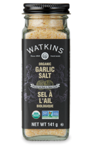 watkins organic garlic salt
