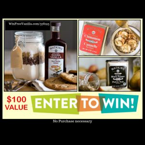 enter to win watkins free products