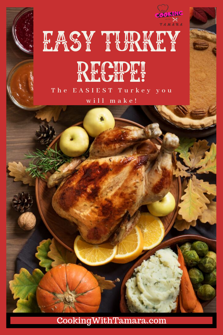 easy turkey thanksgiving recipe