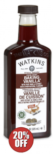 Watkins Original Baking Vanilla