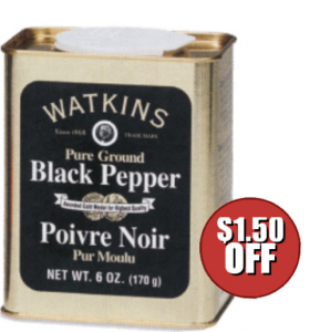 Watkins Pepper