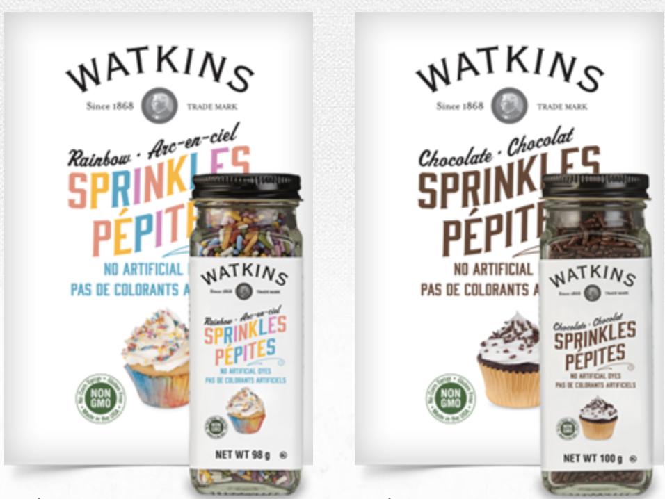 watkins natural sprinkles