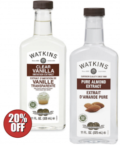 Watkins large extracts