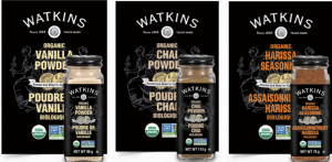 New! Watkins spices