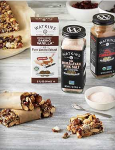 watkins trail mix bar recipe
